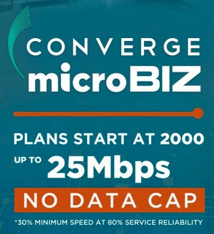 Upgrade your Business with Converge Microbiz
