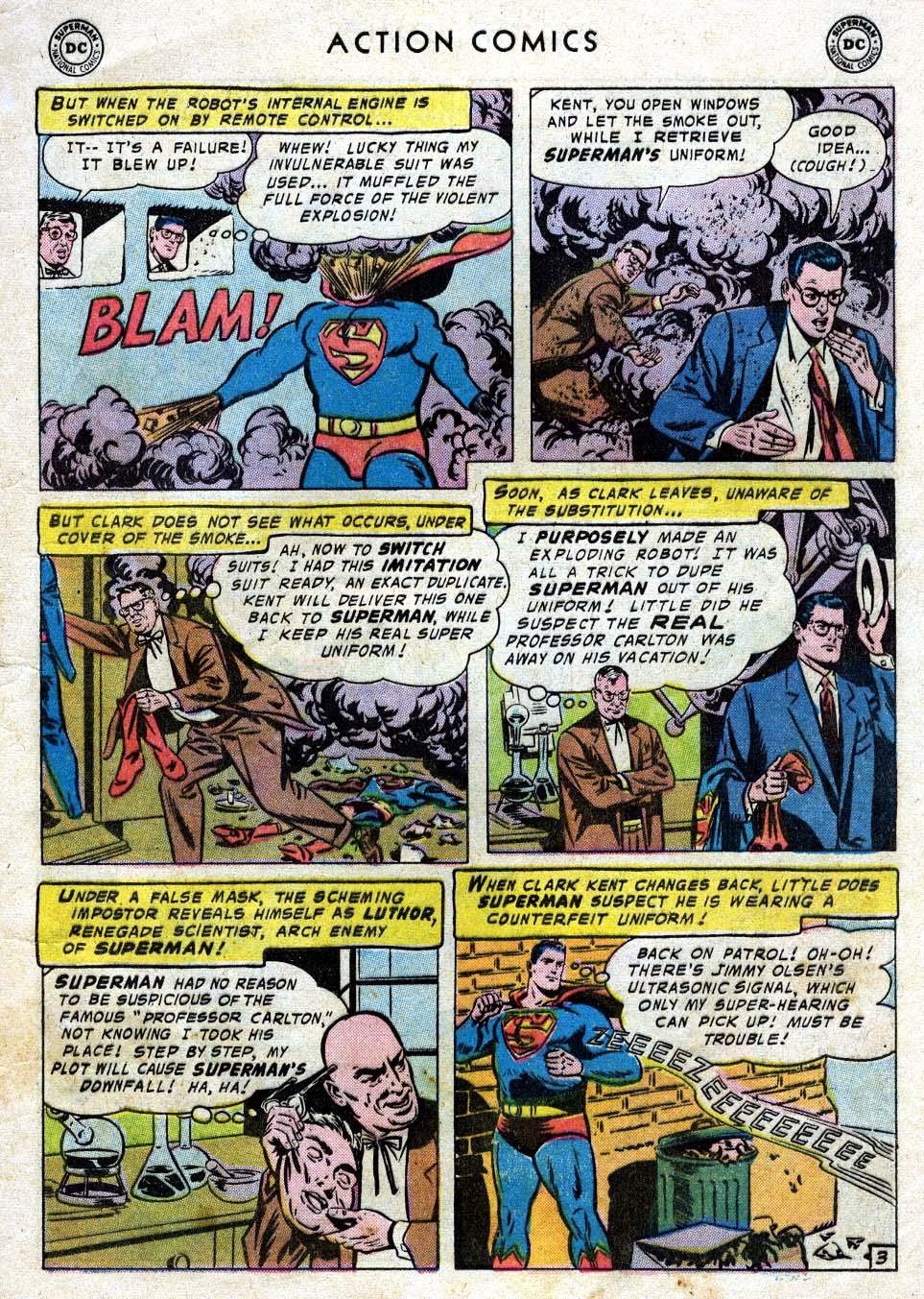 Action Comics (1938) 236 Page 4