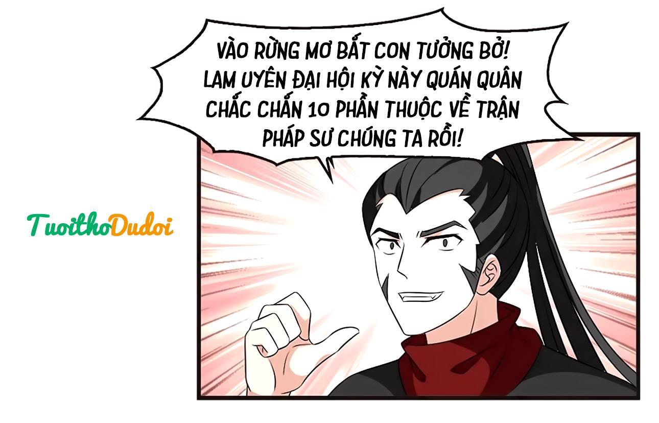 Phong Khởi Thương Lam chap 426 - Trang 27