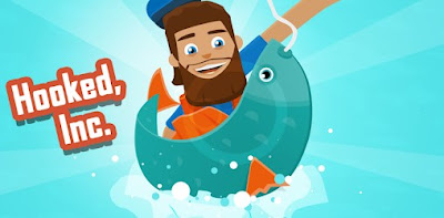 Hooked Inc: Fisher Tycoon Apk free on Android