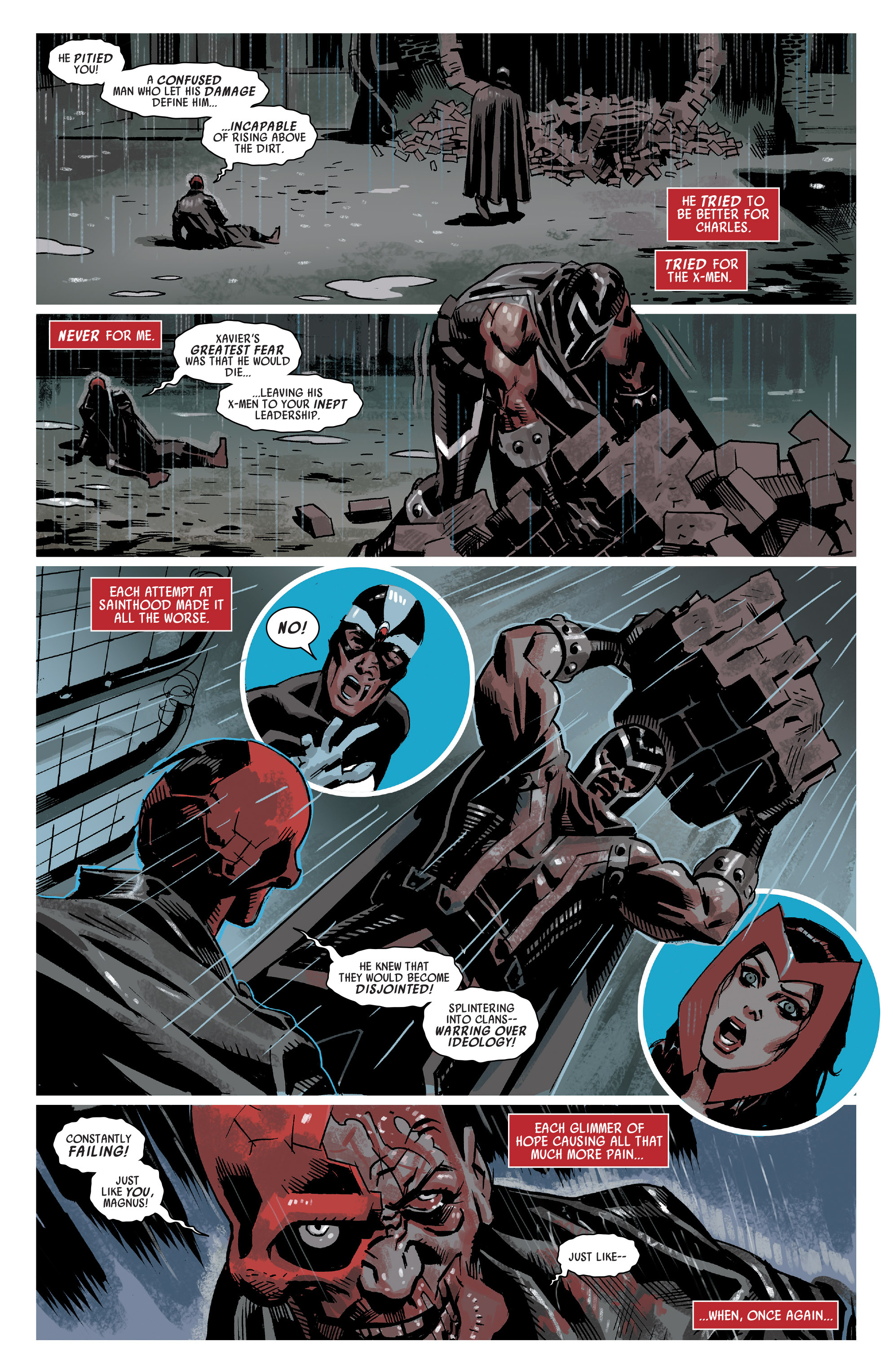 Read online Uncanny Avengers (2012) comic -  Issue #25 - 16