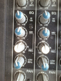 EQ Mixer Sound System