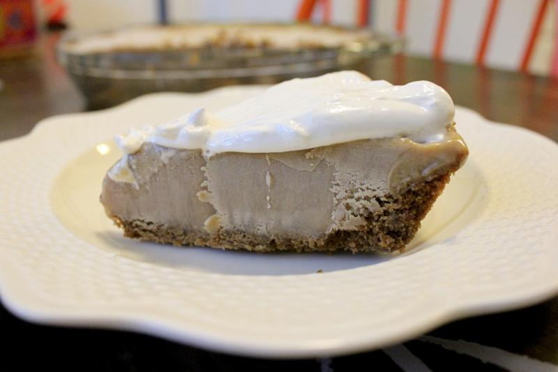 Peanut Butter Ice Cream Pie by freshfromthe.com