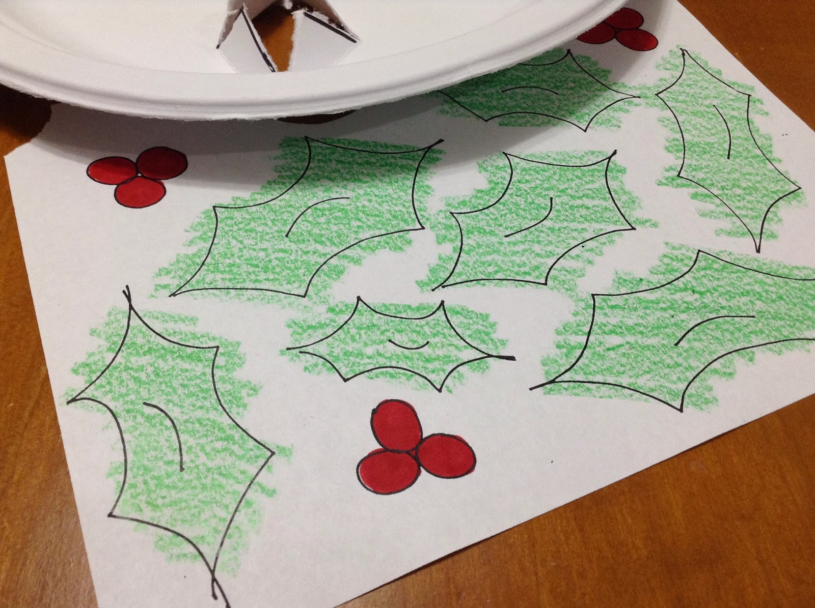 Look To Him And Be Radiant Kids Advent Wreath Free Printables