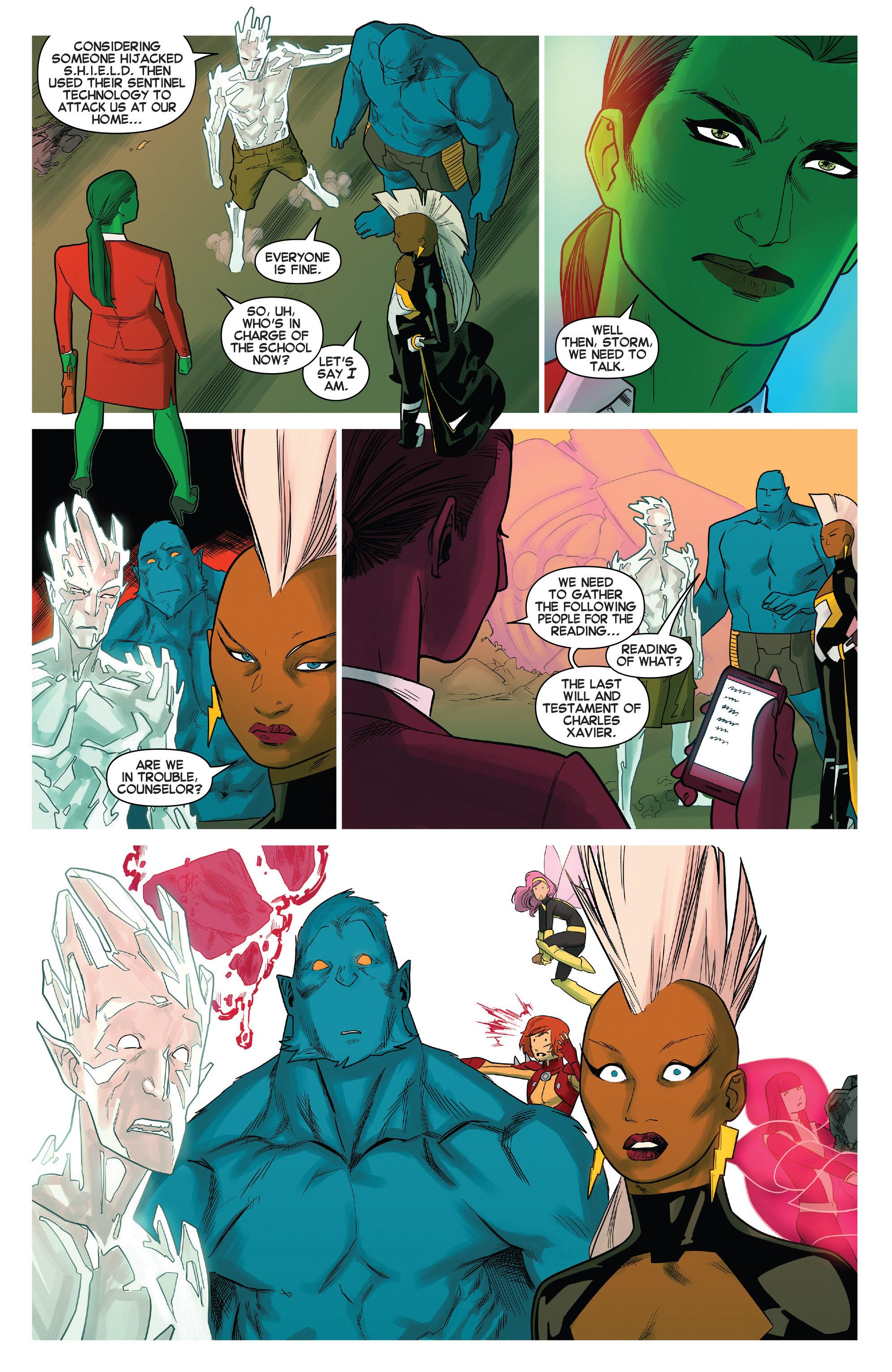 Read online Uncanny X-Men (2013) comic -  Issue # _TPB 4 - vs. S.H.I.E.L.D - 91