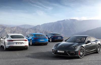 Porsche si presenta con molte novità al Salone di Parigi 2016