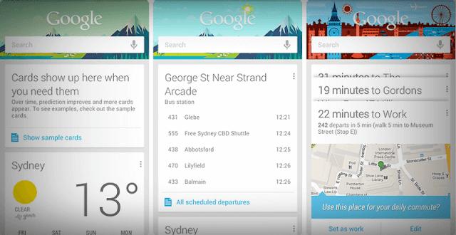 تطبيق-Google-Now-المساعد-الشخصي