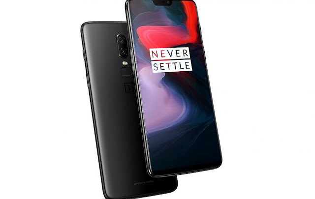 OnePlus 6, Full HD+ 19:9 Display Aur Snapdragon 845 Processor Ke Saath 34,999 INR Ki Starting Par Launch Hua