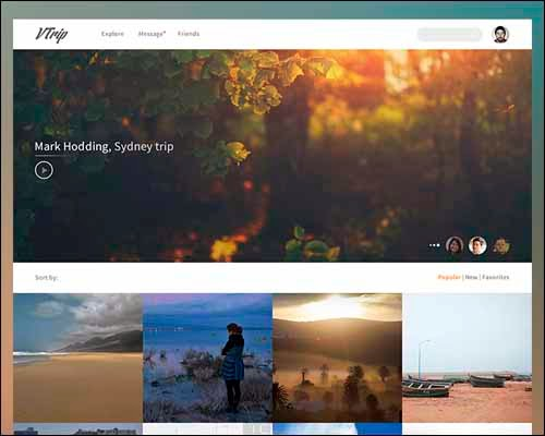 Travel_Video_Book_Free_PSD_Website_Templates