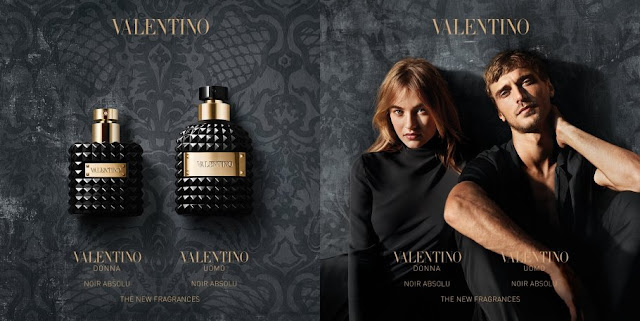 Valentino Donna Absolu Noir kampania