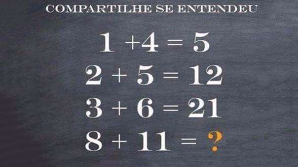 ¿Puedes resolver este problema matemático?