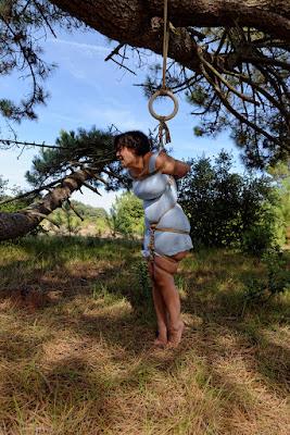 shibari kinbaku Equilibre