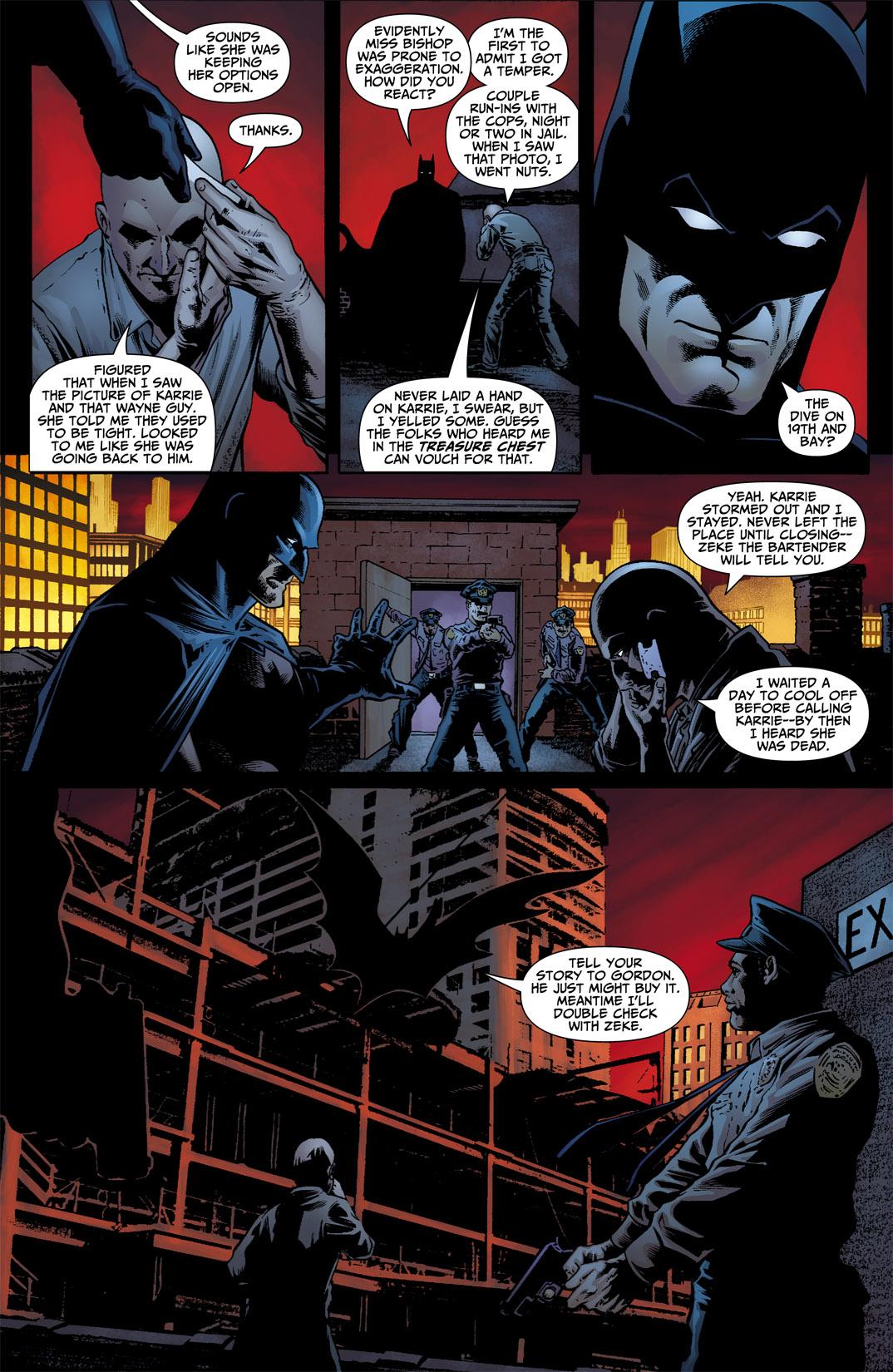 Detective Comics (1937) 822 Page 7