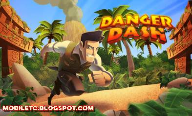 download danger dash untuk blackberry