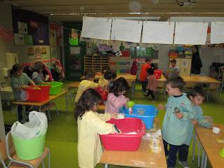 Tallers a Educació Infantil