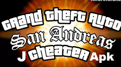 GTA: San Andreas Cheater Apk for Android (Paid)