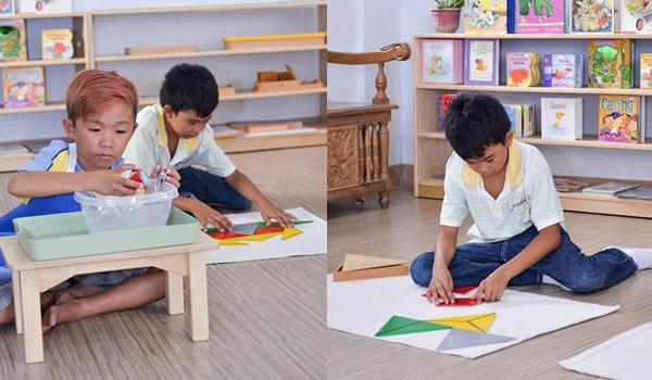 Montessori school Bacolod