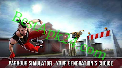Parkour Simulator 3D v1.3.18 Моdded for free  1