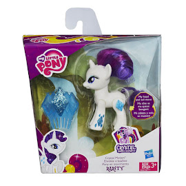 My Little Pony Crystal Motion Wave 2 Rarity Brushable Pony