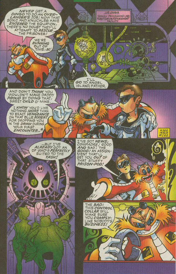 Read online Sonic The Hedgehog comic -  Issue #140 - 9