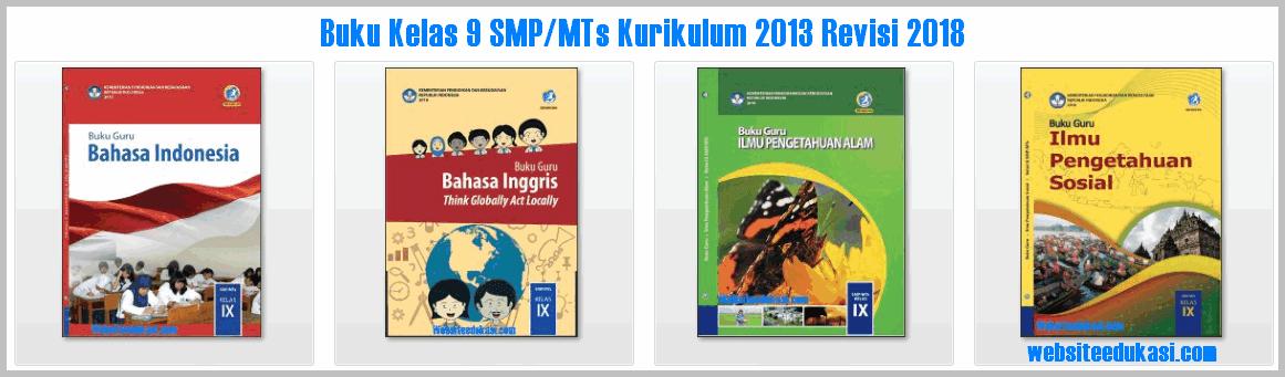 Buku Kelas 9 Smp Mts Kurikulum 2013 Revisi 2018 Websiteedukasi Com