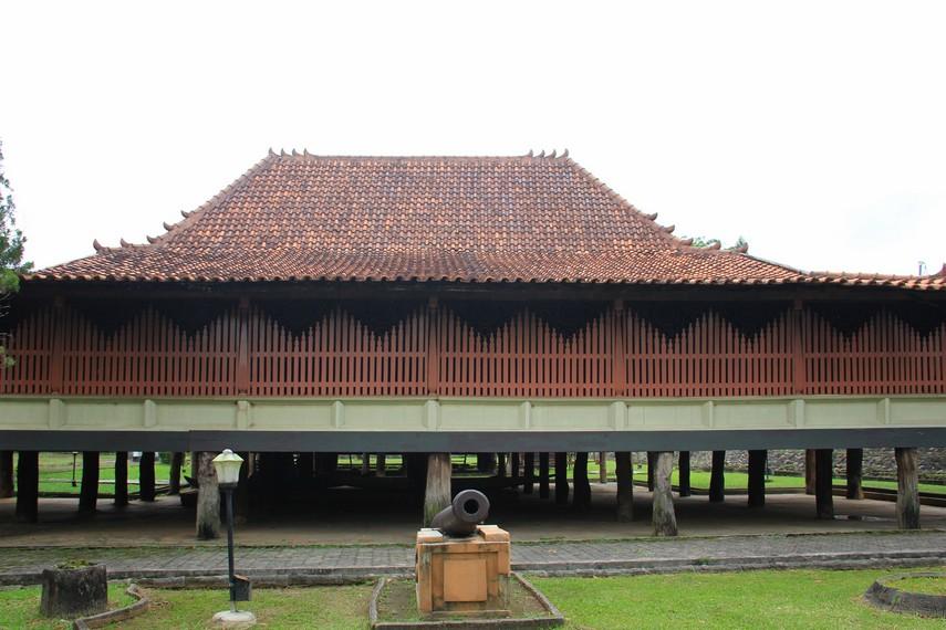 Rumah Limas, Rumah Adat Masyarakat Palembang Sumatera Selatan