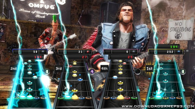 Rock Band 3 - Download game PS3 PS4 RPCS3 PC free