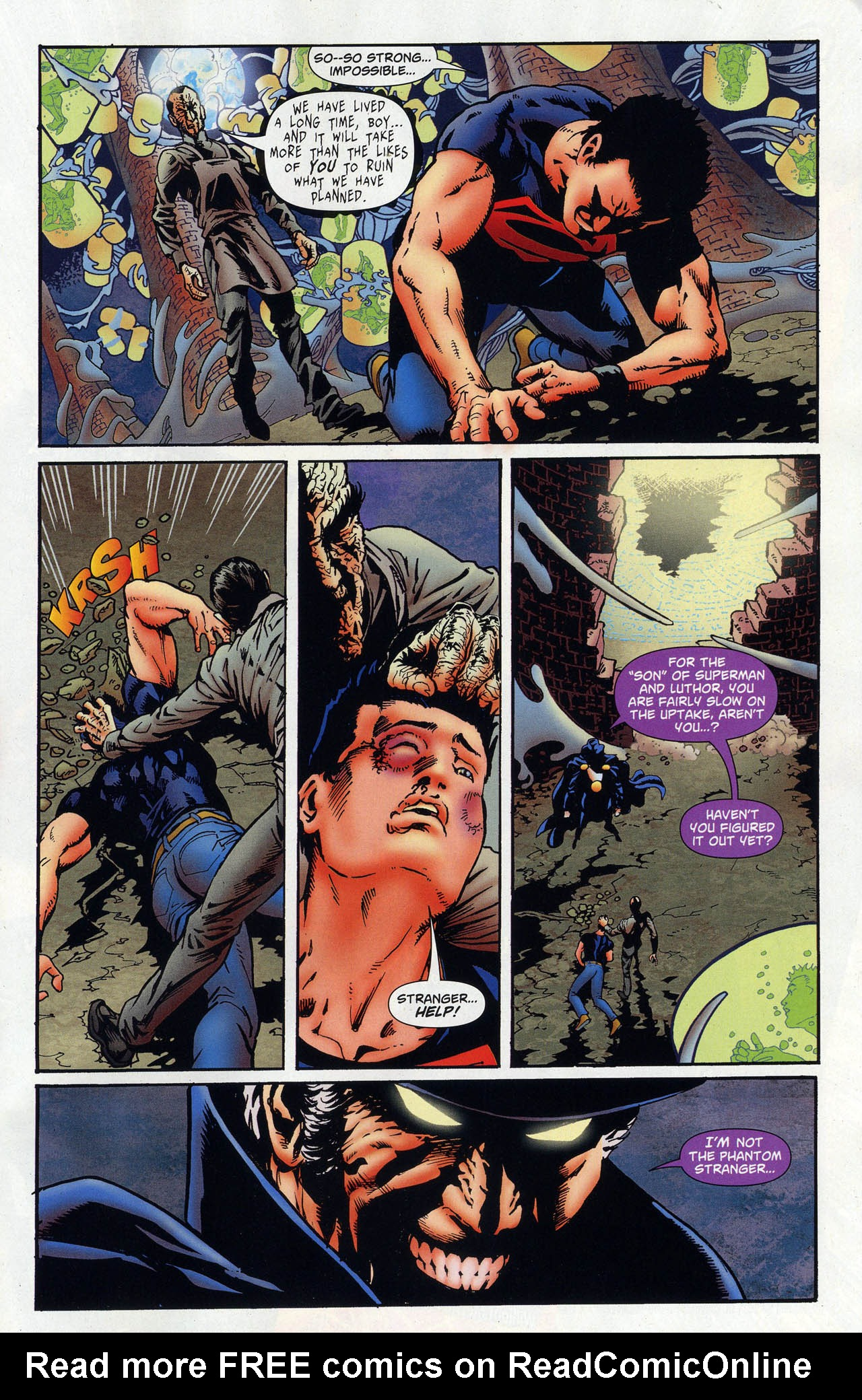 Superboy [I] Issue #9 #9 - English 35
