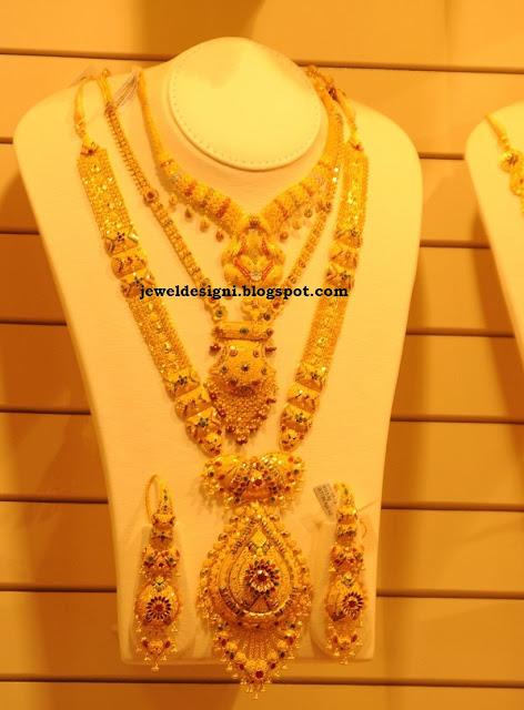 Jewellery Designs Beautiful Gold Jewellery From Kalyan