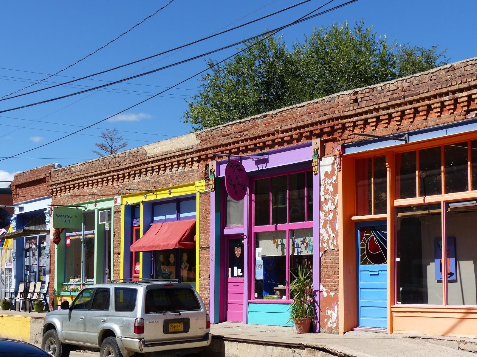 Ricardos Silver City NM Blog: About Silver City NM