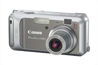 Canon PowerShot A460 Driver Download Windows