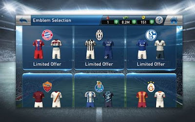 PES Club Manager v1.3.6 Apk Data Terbaru 2016 For Android
