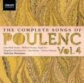 Poulenc Songs