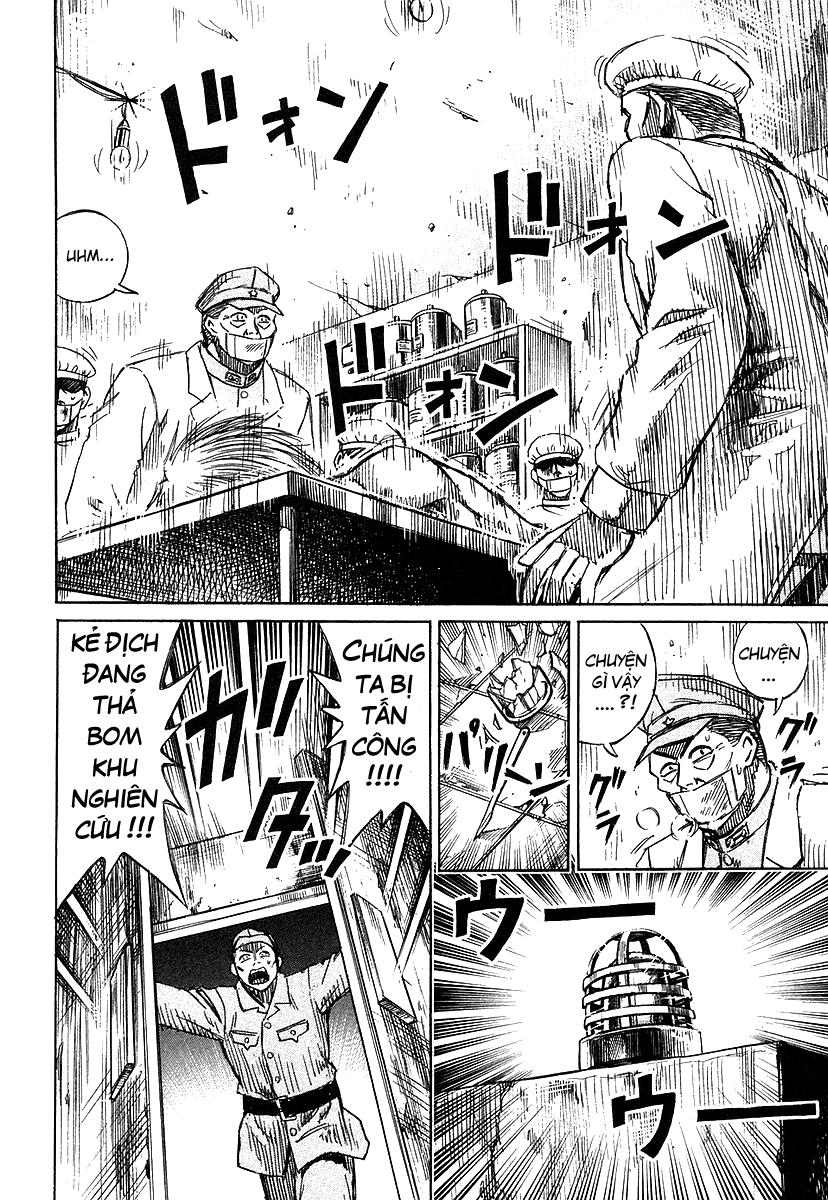Higanjima chapter 107 trang 12