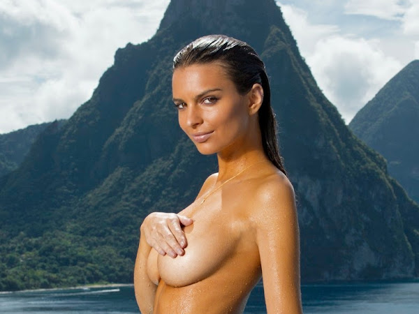Sports Illustrated Swimsuit 50th Anniversary Issue:  St.Lucia VIDEO & Some Pictures