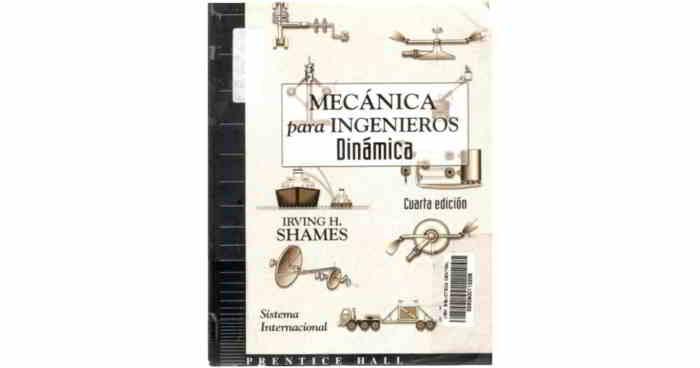 Descargar libro en PDF Mecánica para Ingenieros: DINÁMICA - Irving Shames