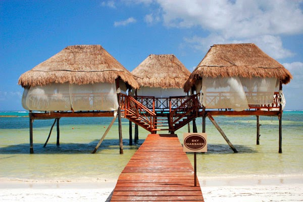 Overwater Bungalows Coming To Caribbean Amp Mexico In 2015