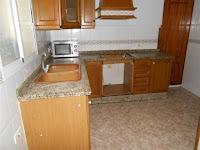 piso en venta calle catarroja castellon cocina