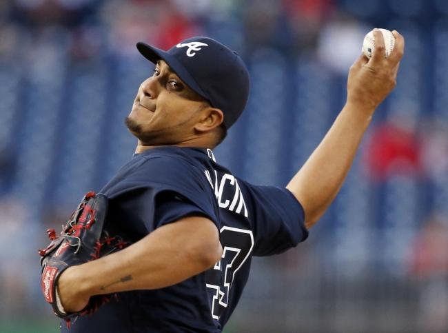 Jhoulys Chacín lanzo excelente en debut #MLB