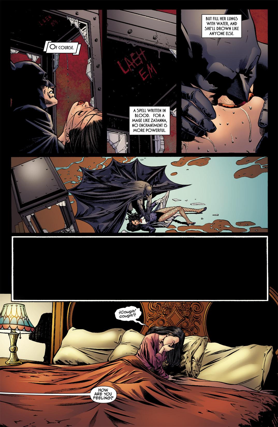 Detective Comics (1937) 834 Page 7