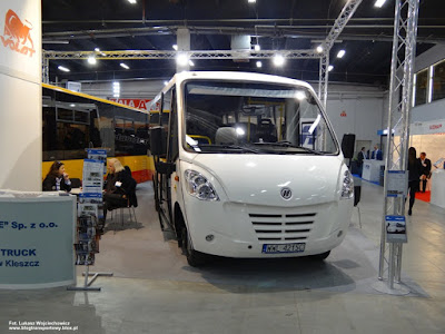 Neman (Нёман) 420224-11, TransExpo 2016