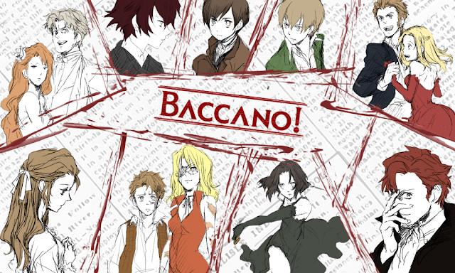 Baccano! (13/13) (120MB) (HDL) (Sub Español) (Mega)