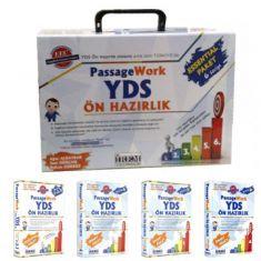 İrem YDS Passagework Ön Hazırlık Essential Paket (1,2,3,4,5,6)
