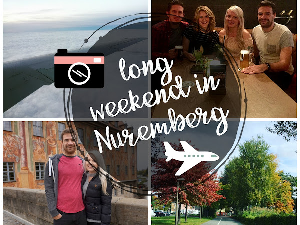 Long Weekend in Nuremberg