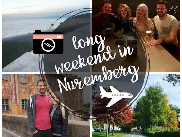 Long Weekend in Nuremberg