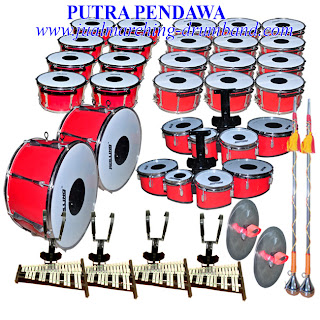DRUM BAND SD KUALITAS STD  32 PERSONEL