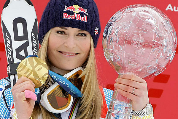 Lindsey Vonn: Lindsey Vonn Amercan Athlete Profile,Pictures,Photos And