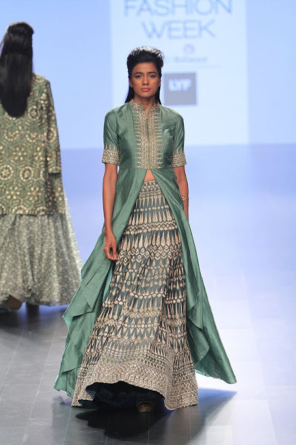 Lakme Fashion Week Anita Dongre