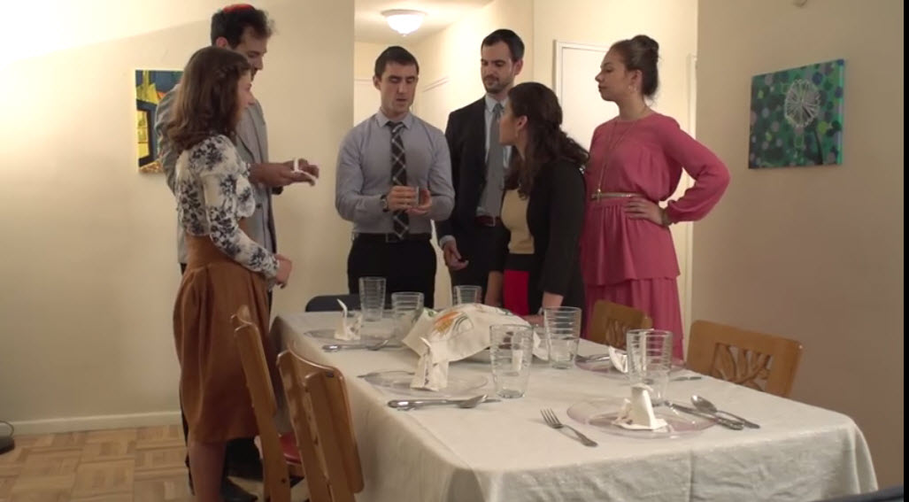 Web series is humorous take on Orthodox Jewish dating
