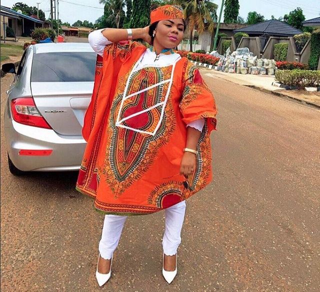 Gifty Osei falls flat at a wedding [Video]